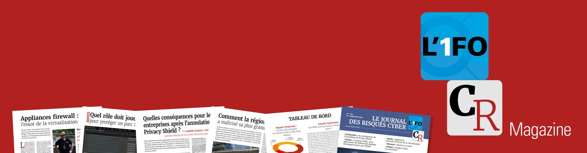L\'1FO-CR Le journal des risques cyber